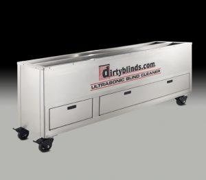 8ft ultrasonic blind cleaner