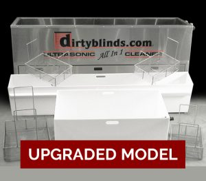 upgraded all in one cleaning model